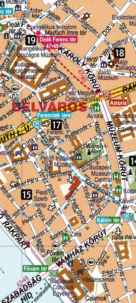 Mestna karta Budimpešta, 2011