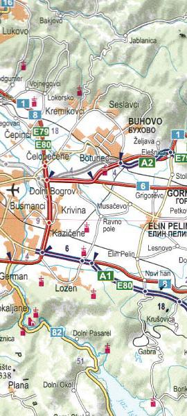 Avtokarta Bolgarija