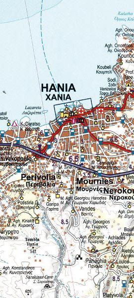 Avtokarta Kreta
