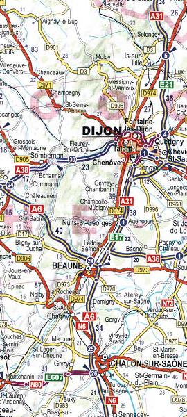 Avtokarta Francija