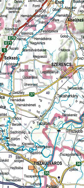 Avtokarta Madžarska