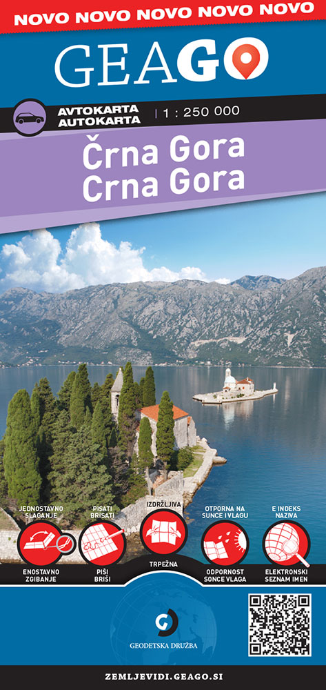 Avtokarta Črna Gora