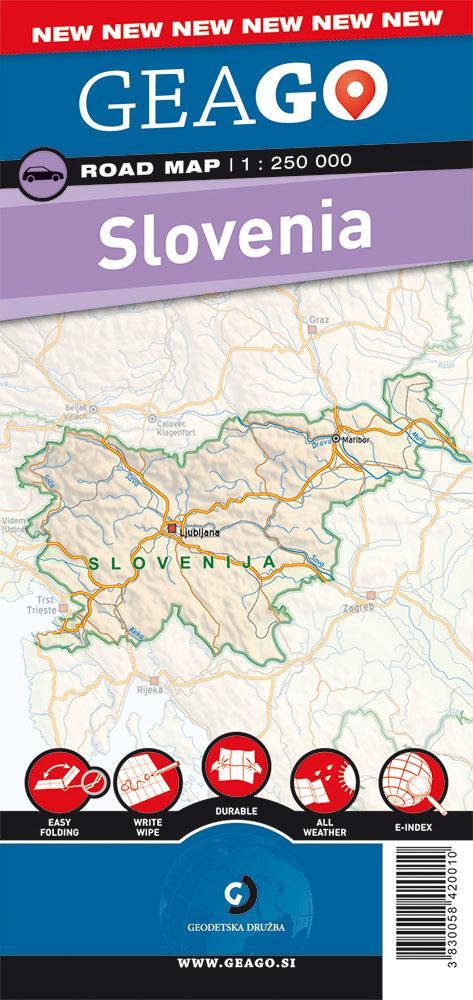 Avtokarta Slovenija, 2018