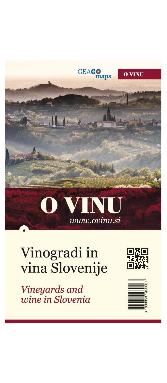 O Vinu, vinogradi in vina Slovenije